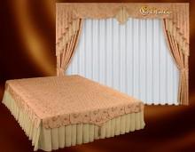 Комплект для спальни Зара - 2 сп. 2 ст.